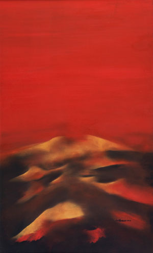 Emblematic Red - Arenal Volcano I